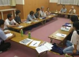 地域福祉活動計画の策定作業について