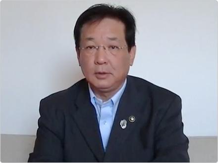 吉田ひでお三浦市長からのメッセージ